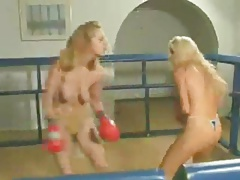 Topless Boxing (2 Matches)