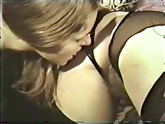 Classic Lesbian Crotchless Panties