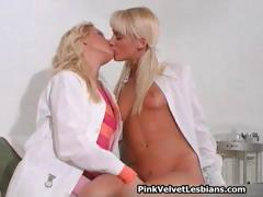 Two perfect blonde hotties love having part2