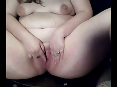 Fat Chubby Teens playing with their Tits and Pussy on Cam-3